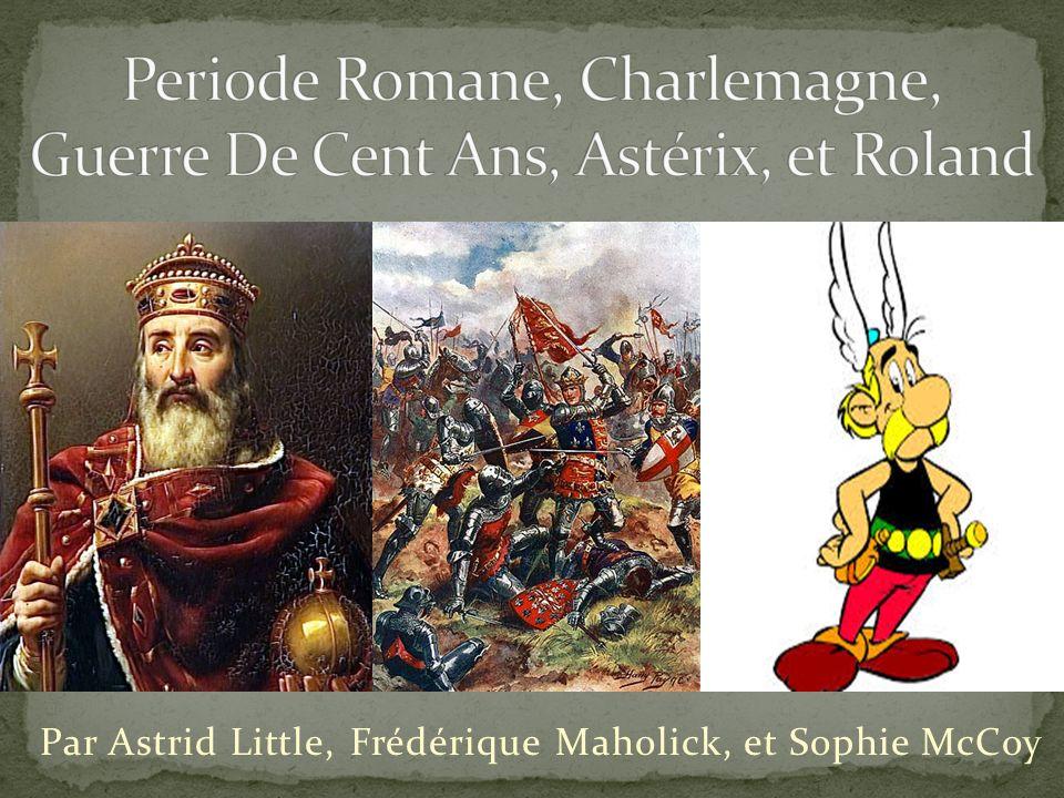 Jadis, la romaines sont arrivés à le sud de la Gaule en le deuxiéme siecle, 151 avant Jésus- Christ.