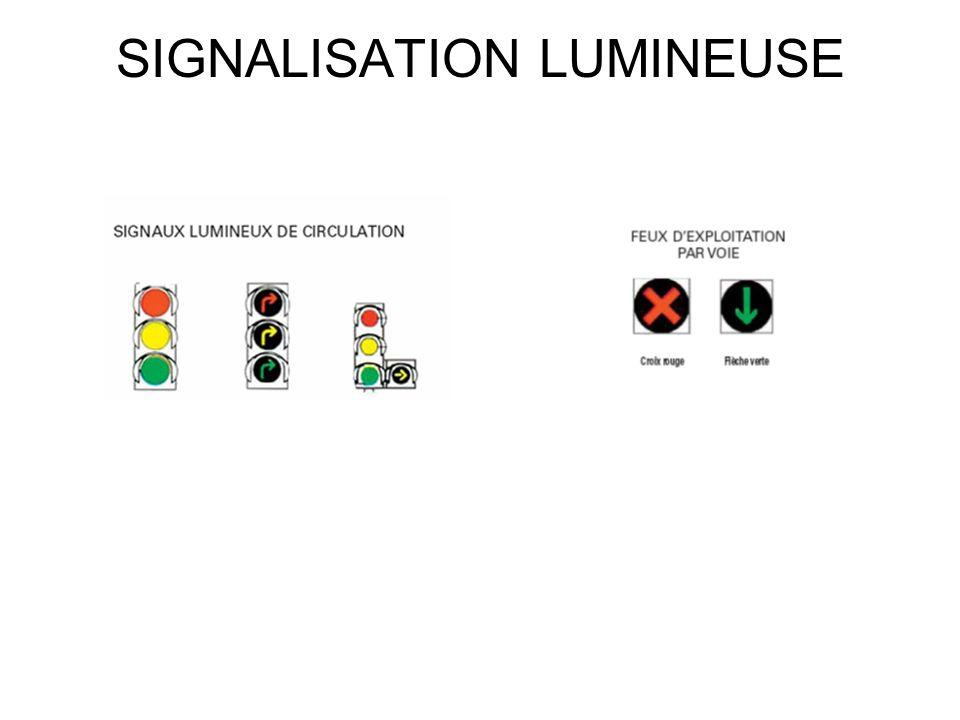 SIGNALISATION DE STATIONNEMENT
