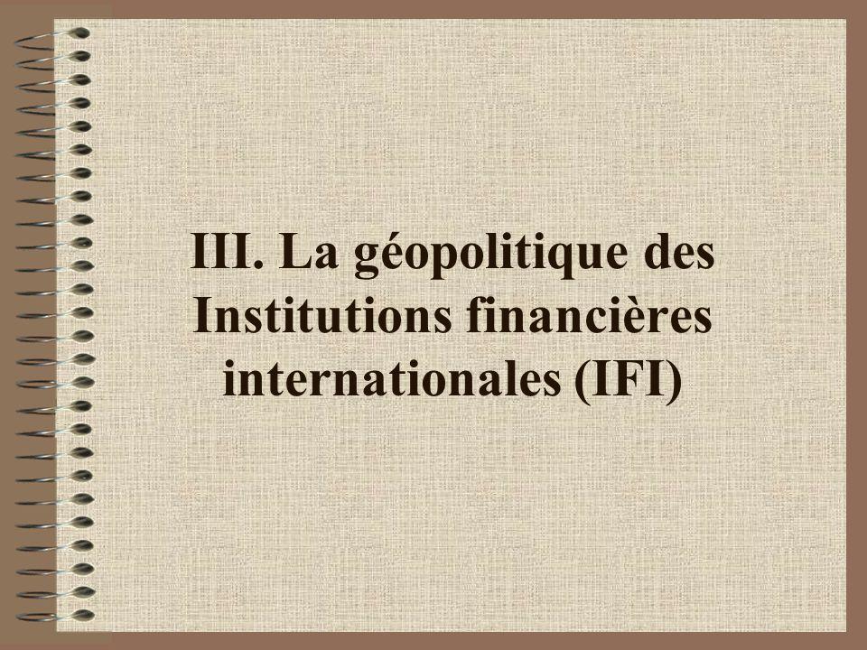 Le CIRDI Les transnationales sappuient sur le CIRDI (Centre International de Règlement des Différends relatifs aux Investissements) pour contrôler les États Quest ce que le CIRDI.