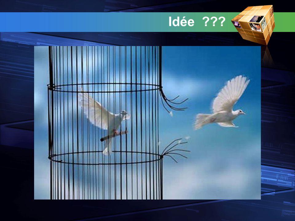 Idée.Pourquoi une idée . Quel but. Quel Objectif.