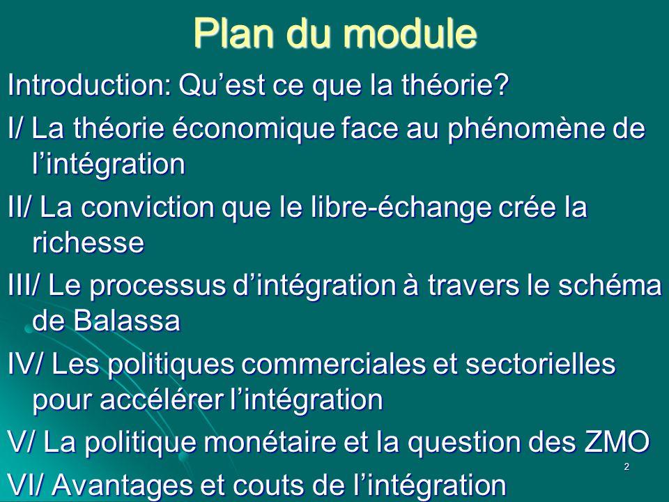 Introduction: Quest ce que la théorie.
