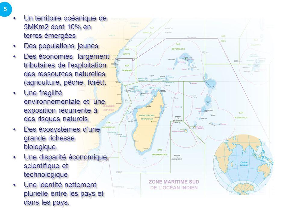 Orientations stratégiques de la COI 6