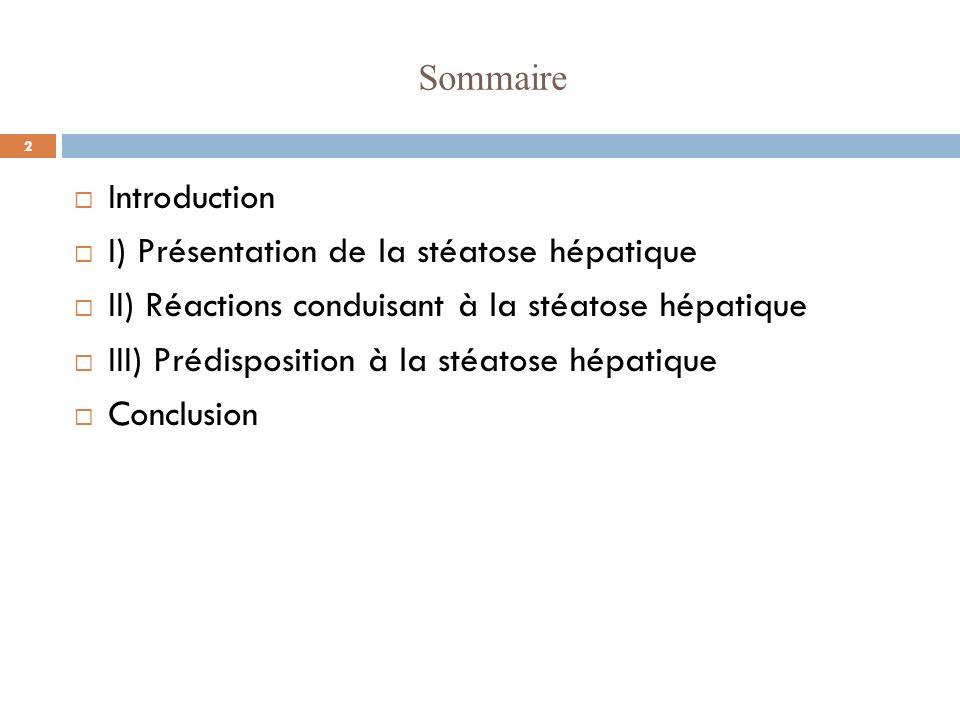 Introduction Stéatose hépatique: enjeux économiques majeurs de la filière foie gras Adaptation des oiseaux migrateurs 3