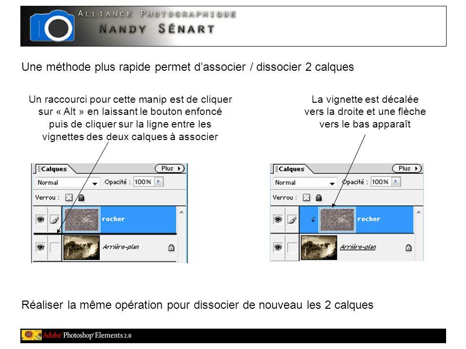 Dans la fenêtre des calques, sélectionner le calque de la texture et aller dans le menu « Opacité » Aller dans le menu « opacité » du calque de texture