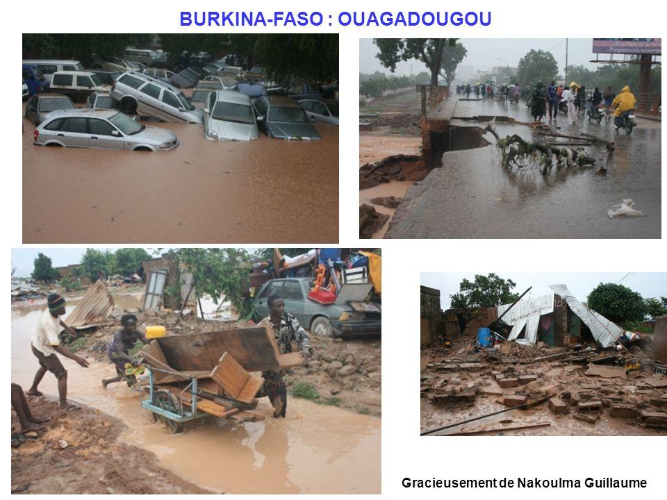 A Rosso les pluies du 27-28 Aout 2009 ont atteint 176 mm en 24h 3 morts, plusieurs blesses et plus de 4000 familles déplacées MAURITANIA : ROSSO Gracieusement de Sidi Mohamed