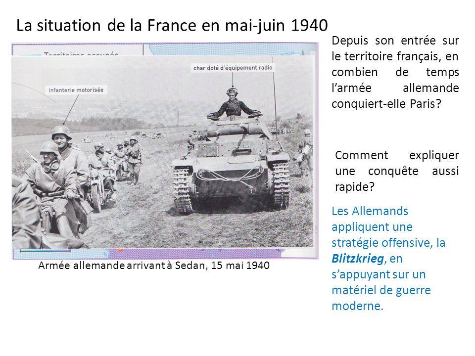 Quelle en est la conséquence pour les soldats français.