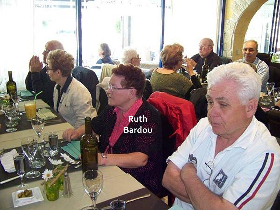 Ruth Bardou