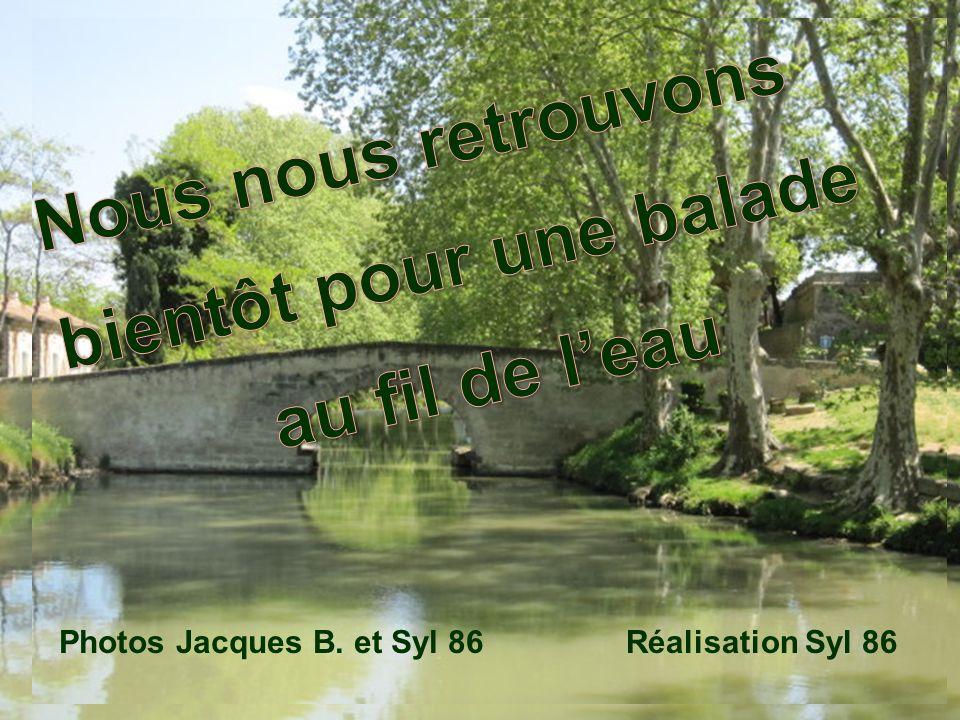 Photos Jacques B. et Syl 86Réalisation Syl 86