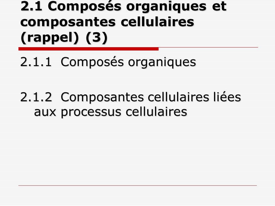 2.2 Enzymes et leurs fonctions (5) 2.2.1 Nature des enzymes 2.2.2 Cycle catalytique des enzymes 2.2.3 Action des enzymes