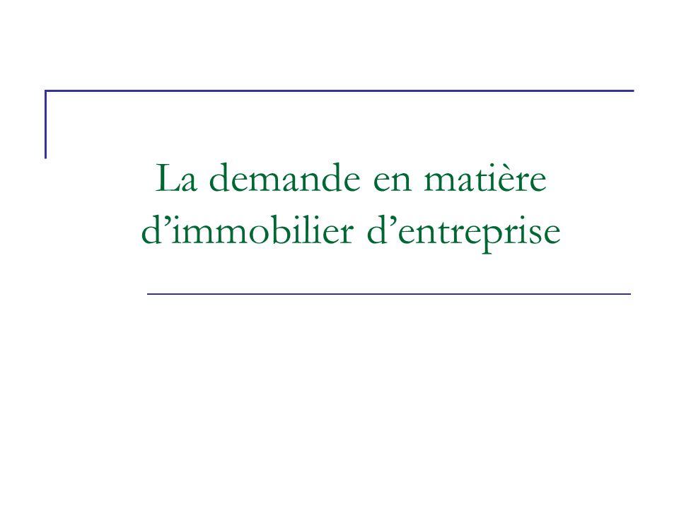 QualiStat - Mai 2007 : Etude du marché de l immobilier d entreprise Page 14 350 entreprises ont été interrogées.