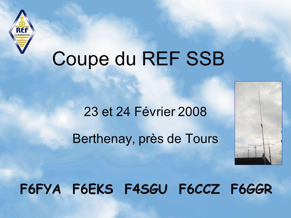 Le QRA A Berthenay, chez les OM QRO de Jean-paul, F6FYA