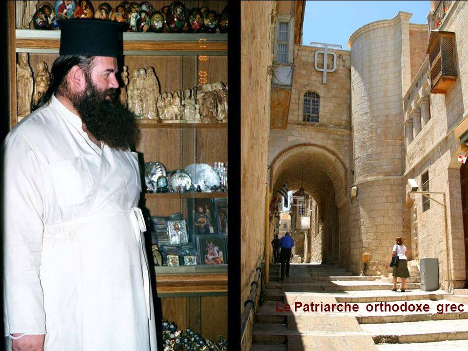 Le Patriarche orthodoxe grec