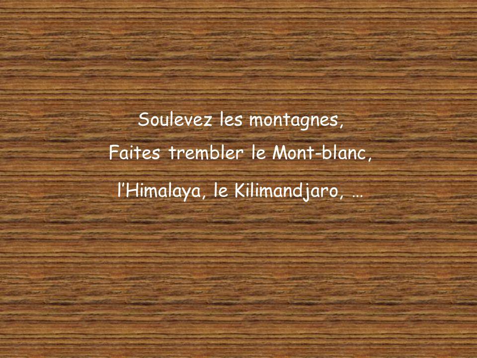 Chantez, Exultez, Dansez … au rythme des djembés, ngomas, maracas, …