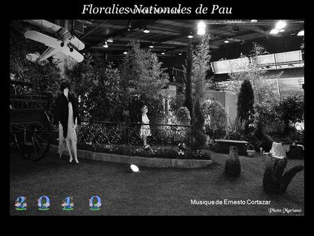 Floralies Nationales de Pau