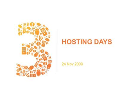 HOSTING DAYS 24 Nov 2009. Titre Visual Studio 2010 et le SaaS ◉ Overview VS2010 ◉ Interop ◉ Tests de charge ◉ Tests fonctionnels ◉ Deploiement automatisé.