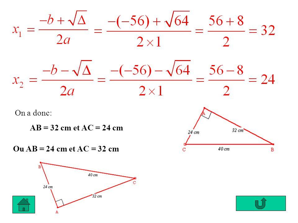 Exercice 3 : 1.x est le nombre délèves. x - 2 est le nombre délèves en mesure de payer.