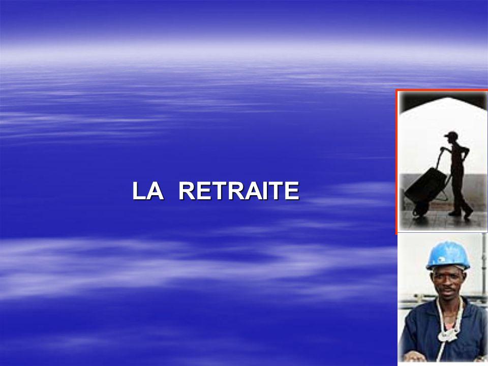 La retraite en Algérie est instituée par un régime unique depuis le 1er janvier 1984 et ce après la promulgation de la loi 83-12 du 2 juillet 1983 relative à la retraite.
