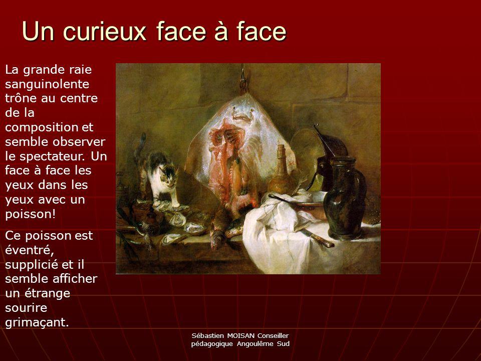 Sébastien MOISAN Conseiller pédagogique Angoulême Sud Le menu gras, 1731 La marmite de cuivre, 1750
