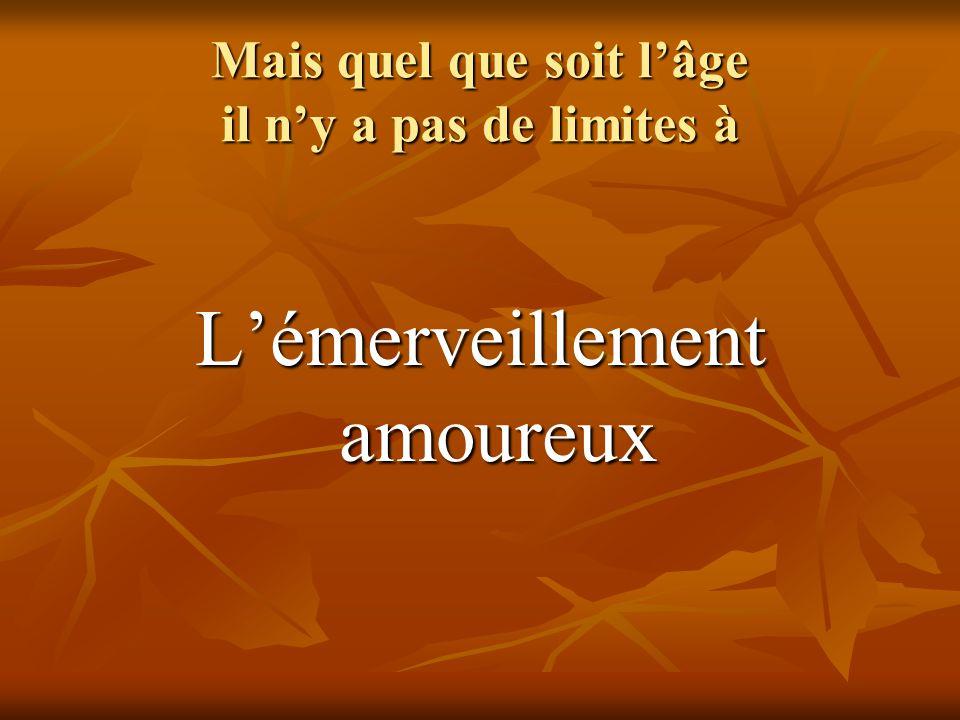 « Des milliers et des milliers d années Ne sauraient suffire Pour dire La petite seconde d éternité Où tu m as embrassé Où je t ai embrassée Un matin dans la lumière de l hiver Au parc Montsouris, à Paris… » Jacques Prévert