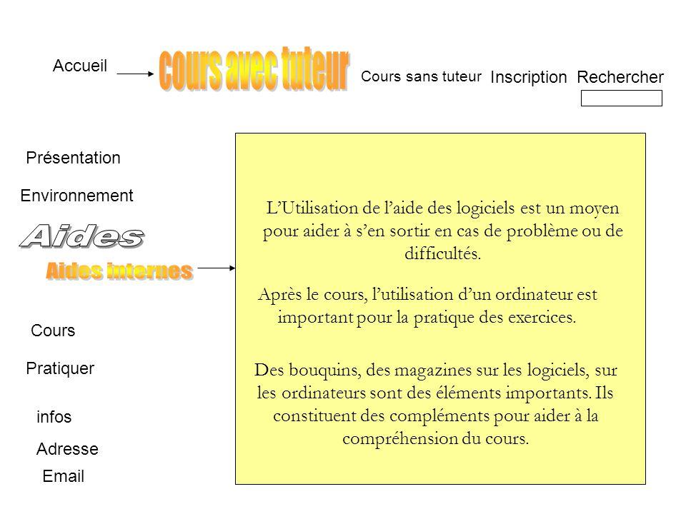 Accueil Présentation Cours Pratiquer infos Adresse InscriptionRechercher Email Cours sans tuteur Lors dun cours, les notations des éléments … Ce qui paraît utile est important, elle sert de base de référence lors des exercices, dun oubli.