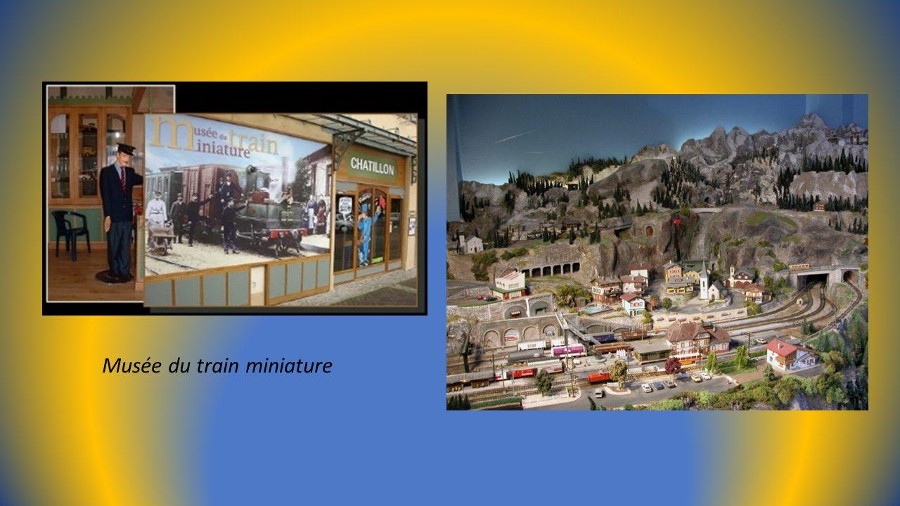 Musée du train miniature