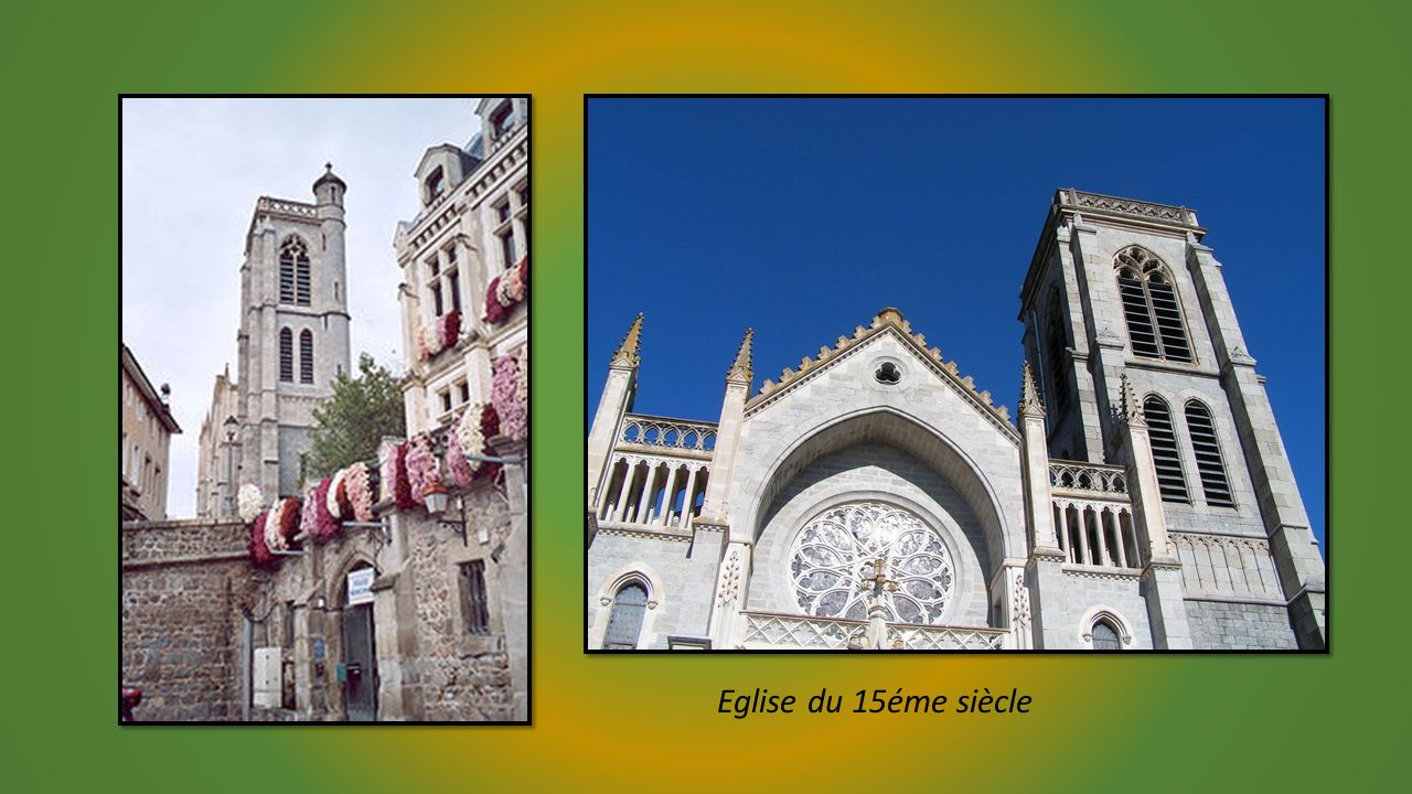 Eglise du 15éme siècle