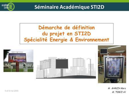 Le projet en sti2d le concept de projet faire un projet un for Projet architectural definition