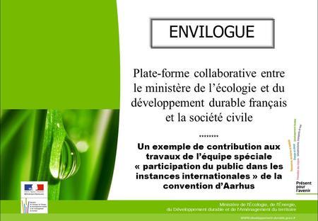 Minist re de l 39 cologie de l 39 nergie du d veloppement - Plafond livret developpement durable societe generale ...