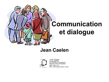 Communication et dialogue