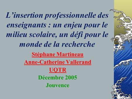 Anne-Catherine Vallerand