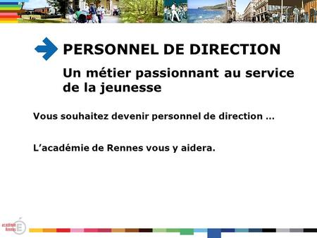 PERSONNEL DE DIRECTION