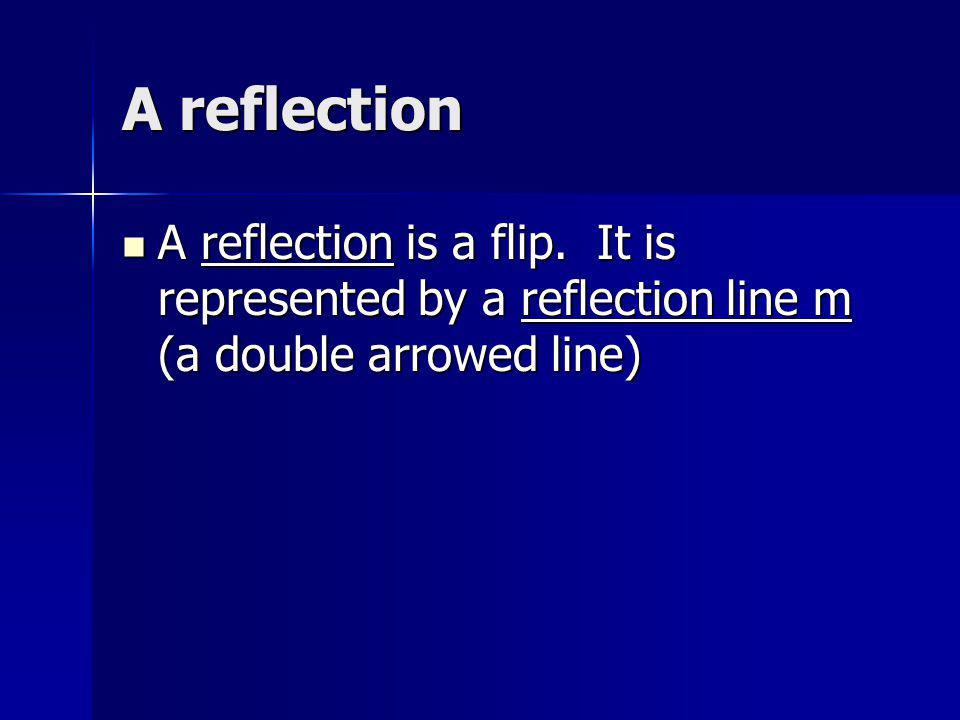 A rotation A rotation is a turn.