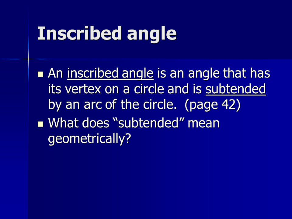Tangent of a circle A tangent of a circle is a line that touches a circle at only 1 point, the point of tangency.