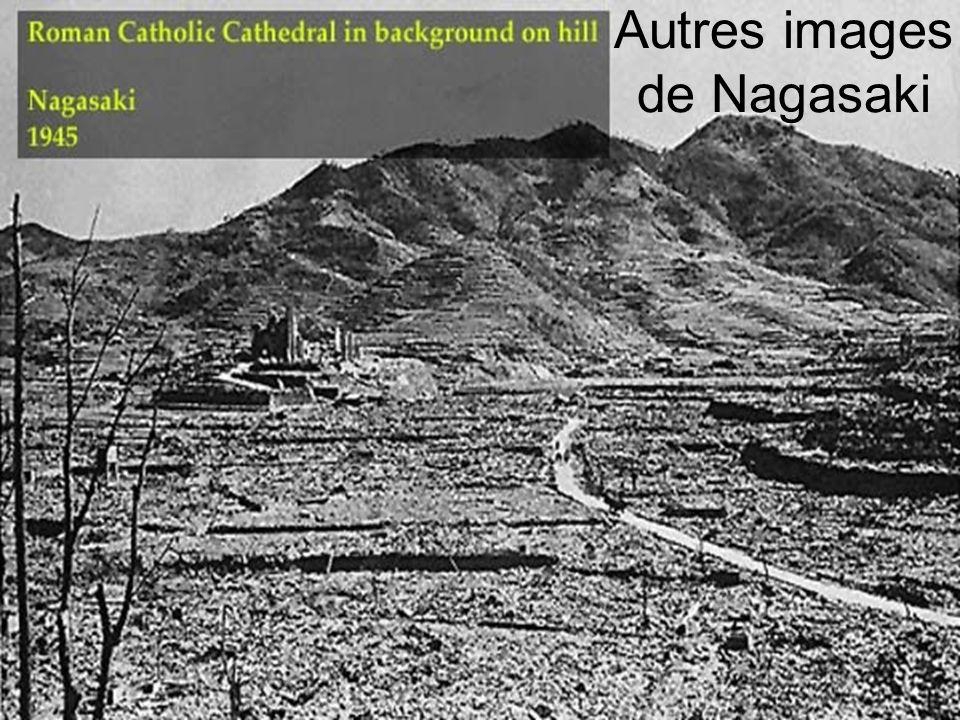 Autres images de Nagasaki