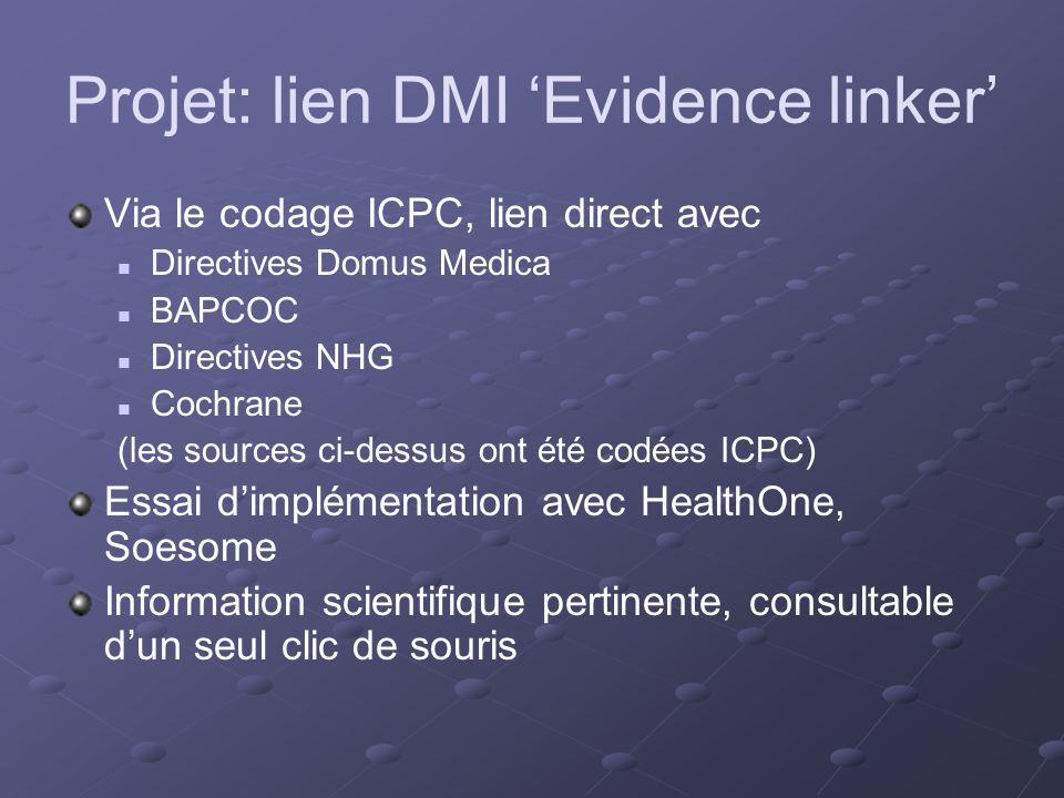 CEBAM Evidence Linker.