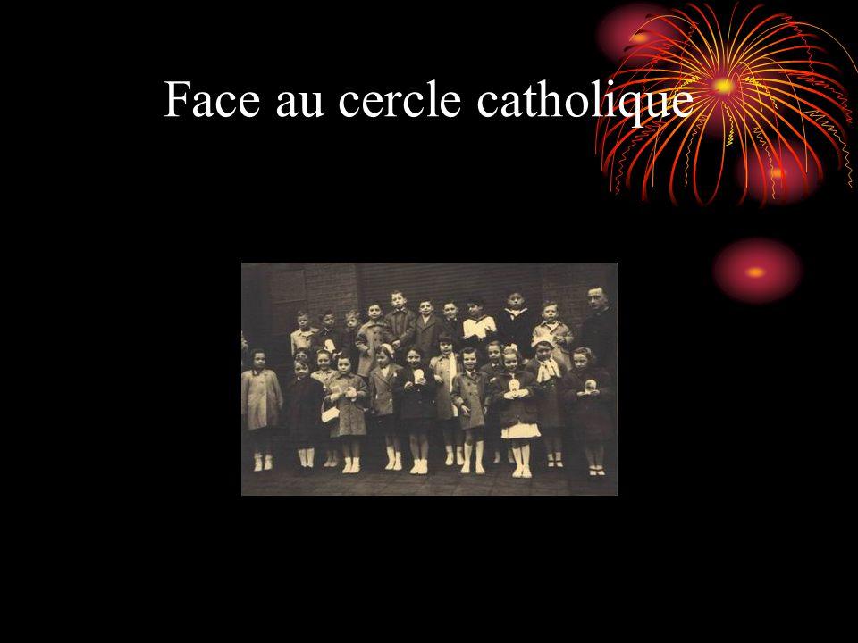 Ancien comité des fêtes