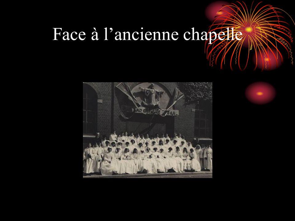 Face au cercle catholique