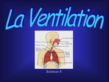 La Ventilation Sciences 8.
