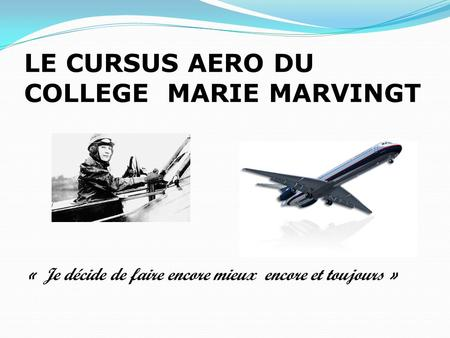 COLLEGE MARIE MARVINGT