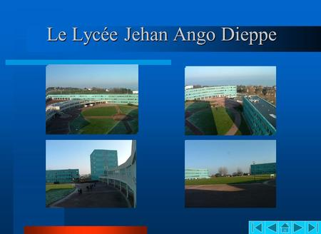 Le Lycée Jehan Ango Dieppe. LYCEE JEHAN ANGO - DIEPPE 25, rue Roger lecoffre 76203 DIEPPE cedex  : 02 32 14 01 20 fax : 02 32 14 01 29 fax : 02 32 14.