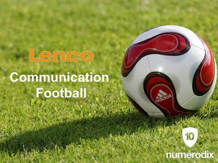 Communication Football