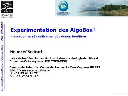 PPT - ALGORITHMIQUE PowerPoint Presentation - ID:503453