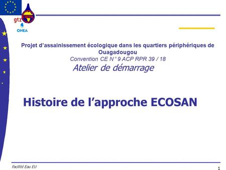 Convention CE N° 9 ACP RPR 39 / 18