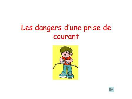 Risques specifiques electricite ppt t l charger for Dangers de l electricite