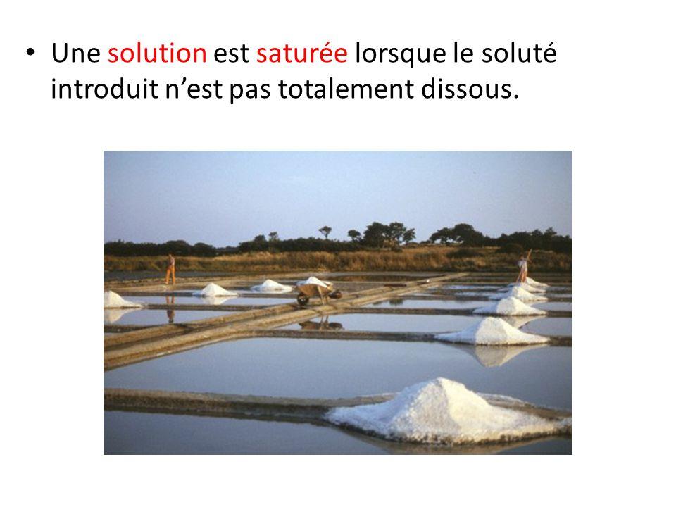 Application : indiquer le soluté et le solvant pour les solutions suivantes Solution de sulfate de cuivre Solution de permanganate de potassium Solution damoxiciline Tisane (thym) Café