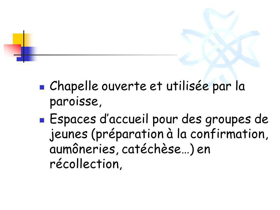 III. Le projet pastoral :