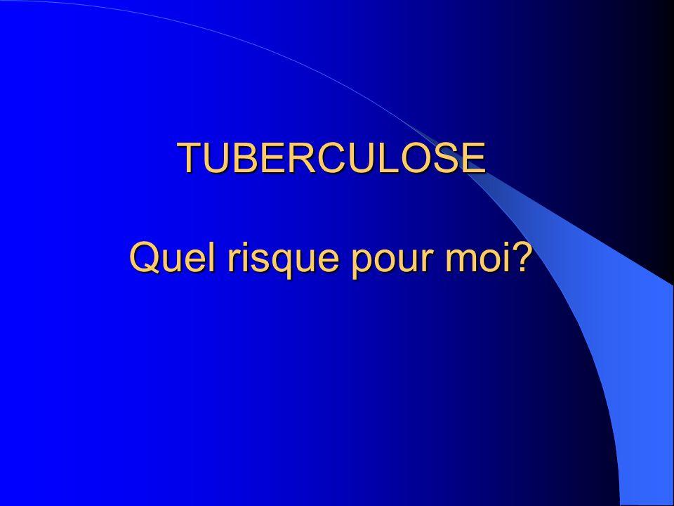 FACTEURS DE RISQUE Caractéristiques socio démographiques daprès Drs F REY ET P AZAS 1999/2004 Poster CPLF Nice 28 / 29 janvier 2006 Tuberculose BDR Population BDR TOTAL 11491 835 407 Hommes Femmes 62% 38% 48% 52% 0-24 ans 25-59 ans Plus de 60 ans 16% 54% 30% 31% 48% 21% Français métrop.