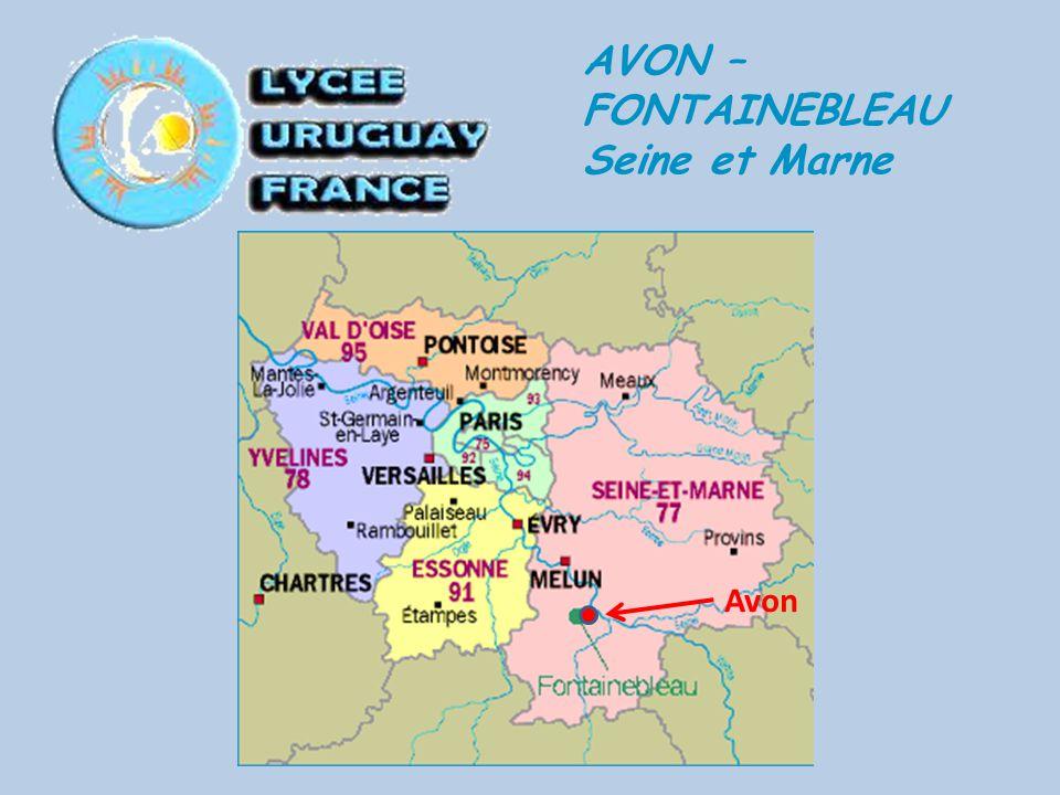 AVON – FONTAINEBLEAU Seine et Marne Avon
