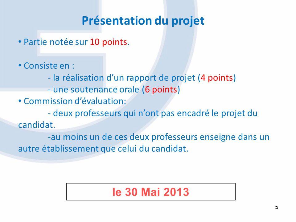 Le rapport réalisé par le groupe délèves qui a conduit le projet.