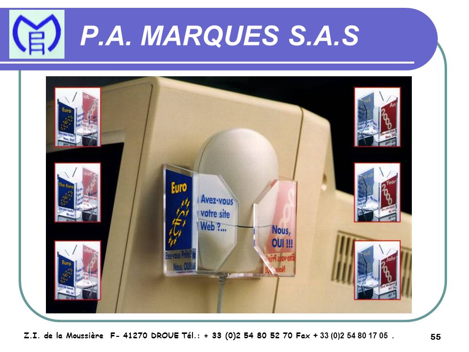 56 P.A.MARQUES S.A.S Z.I.